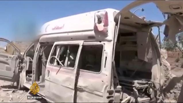 медики под бомбами в сирии